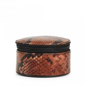Bilde av Markberg Lova Jewelry Box L Snake Burnt Orange
