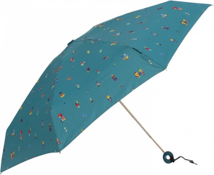 Clima Joy Heart Folding, Windproof Turquoise
